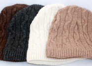 Heirloom Cable Knit Beanie