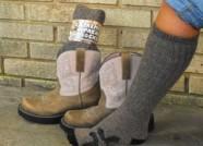 America's Alpaca Extreme Alpaca Boot Socks