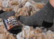 America's Alpaca Extreme Alpaca Slipper Socks