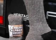 America's Alpaca Extreme Alpaca Socks