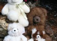 Classic Alpaca Teddy Bear