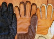 Alpaca Driving Glove