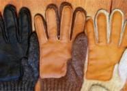 Alpaca Driving Glove
