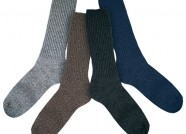 Alpaca Classic Crew Socks