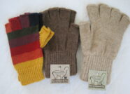 Medium Fingerless Gloves